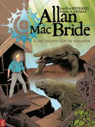 Afbeeldingen van Allan mac bride #4 - Eiland van de varanen