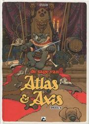 Afbeeldingen van Atlas & axis pakket 1-4