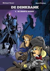 Afbeeldingen van Denkbank #5 - Zwarte ridder (HAUWAERTS UITGEVERIJ, zachte kaft)