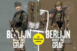 Afbeeldingen van Berlijn wordt ons graf - Berlijn wordt ons graf collectorspack 1+2 (DARK DRAGON BOOKS, zachte kaft)