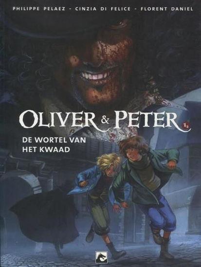 Afbeelding van Oliver & peter pakket 1-3 (DARK DRAGON BOOKS, zachte kaft)
