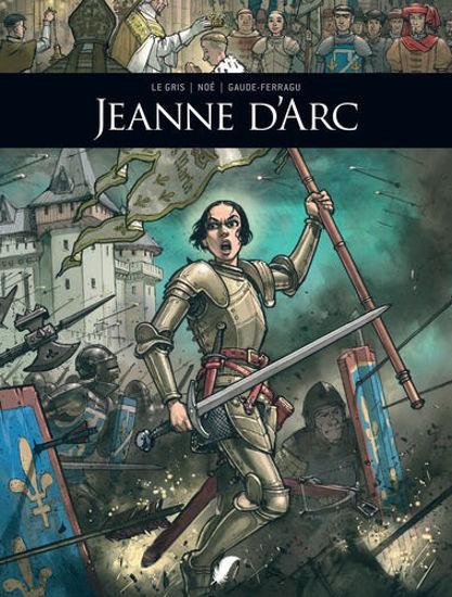 Afbeelding van Zij schreven geschiedenis - Jeanne d'arc (DAEDALUS, harde kaft)