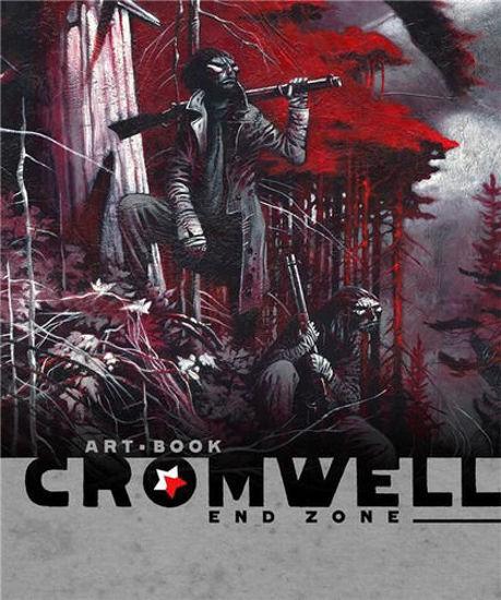 Afbeelding van Artbook - Artbook cromwell end zone (CAURETTE, harde kaft)