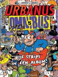 Afbeeldingen van Urbanus #5 - Omnibus 5 (STANDAARD, zachte kaft)
