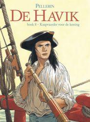 Afbeeldingen van Havik #8 - Kaapvaarder voor de koning (SILVESTER, zachte kaft)