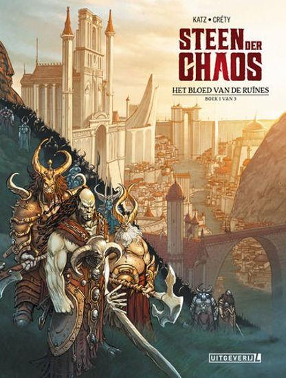 Afbeelding van Steen der chaos #1 - Bloed van de ruines (UITGEVERIJ L, harde kaft)