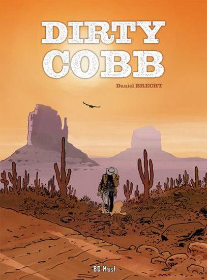 Afbeelding van Dirty cobb (BD MUST, harde kaft)