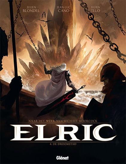 Afbeelding van Elric #4 - Droomstad (GLENAT, harde kaft)