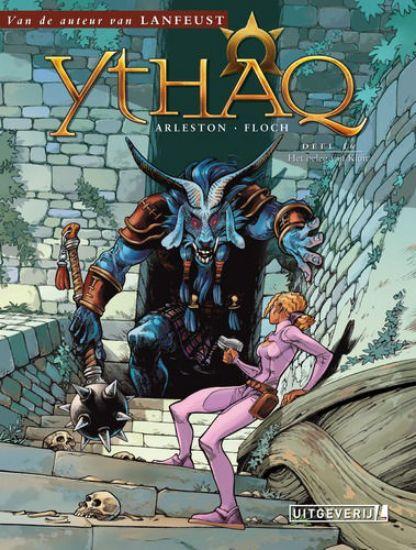 Afbeelding van Ythaq #16 - Het beleg van kluit (LUITINGH, zachte kaft)