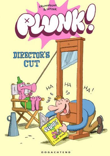 Afbeelding van Plunk - Plunk director's cut (OOGACHTEND, zachte kaft)