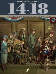 Afbeeldingen van 14-18 #10 - Maan als erfgoed (DAEDALUS, harde kaft)