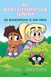 Afbeeldingen van Babysittersclub junior #1 - Buurvrouw is een heks