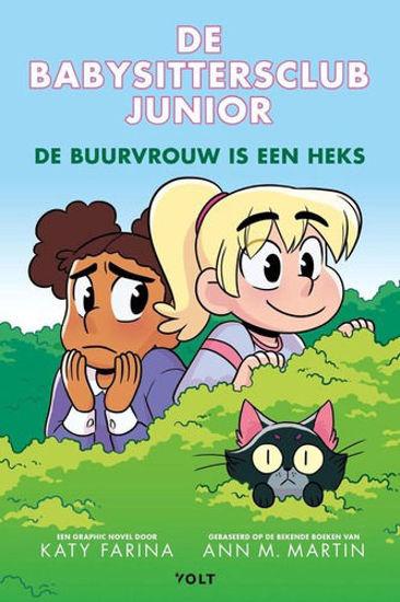 Afbeelding van Babysittersclub junior #1 - Buurvrouw is een heks (VOLT, harde kaft)