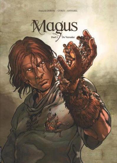 Afbeelding van Magus pakket 1-3 (SAGA, zachte kaft)