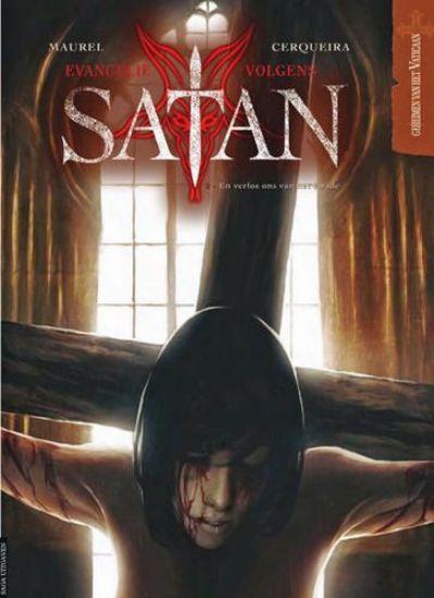 Afbeelding van Evangelie volgens satan pakket 1+2 (SAGA, harde kaft)