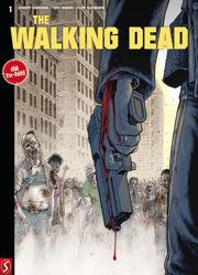 Afbeeldingen van Walking dead #1 - Walking dead 1 (SILVESTER, zachte kaft)
