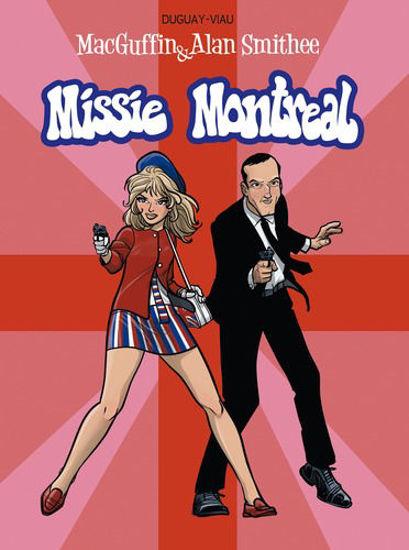 Afbeelding van Macguffin & alan smithee #1 - Missie montreal (HUM, zachte kaft)