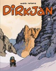 Afbeeldingen van Dirkjan #25 - Dirkjan 25 (MANDARIJN, zachte kaft)