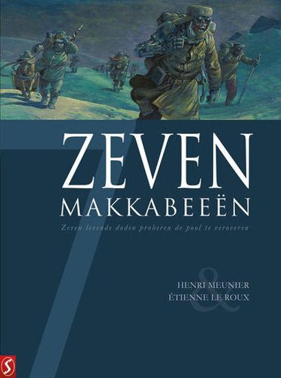 Afbeelding van Zeven... #21 - Zeven makkabeeën (SILVESTER, harde kaft)