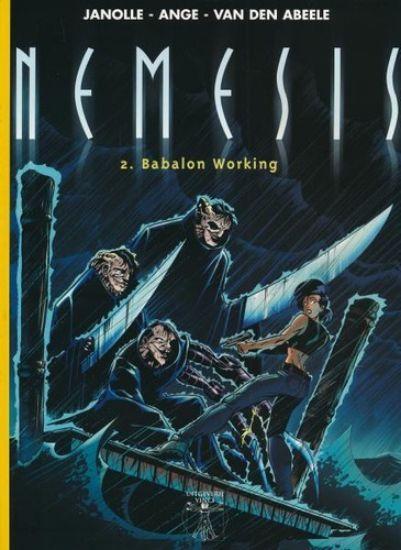 Afbeelding van Nemesis #2 - Babalon working - Tweedehands (VINCI, harde kaft)