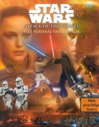 Afbeeldingen van Starwars - Attack of clones verhaal film - Tweedehands