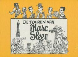 Afbeeldingen van Marc sleen - Touren van marc sleen (KANNIBAAL, harde kaft)