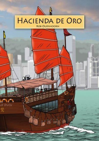 Afbeelding van Hacienda de oro (DARK DRAGON BOOKS, zachte kaft)