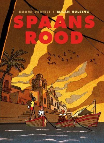 Afbeelding van Spaans rood (SCRATCH, harde kaft)