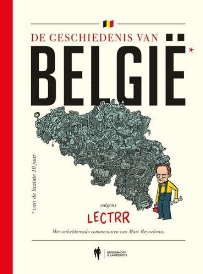 Afbeelding van Geschiedenis van belgie - Geschiedenis van belgie van de laatste 10 jaar (BORGERHOFF & LAMBERIGTS, harde kaft)