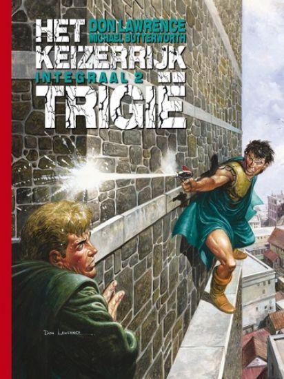 Afbeelding van Trigie #2 - Keizerrijk trigie integraal 2 (UITGEVERIJ L, harde kaft)