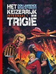 Afbeeldingen van Trigie #1 - Keizerrijk trigie integraal 1 (UITGEVERIJ L, harde kaft)