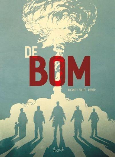Afbeelding van De bom (SCRATCH, harde kaft)