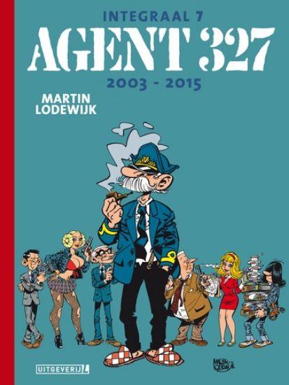 Afbeelding van Agent 327 #7 - Integraal 2003-2015 (UITGEVERIJ L, harde kaft)