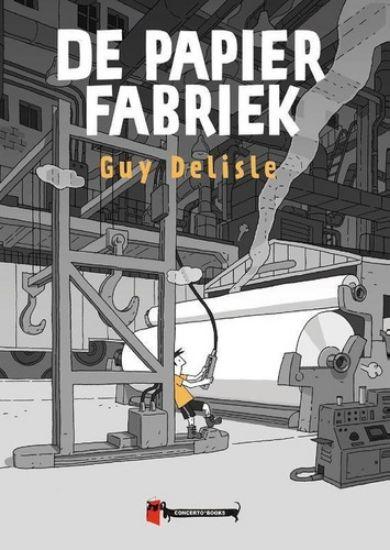 Afbeelding van Papierfabriek (CONCERTO BOOKS, zachte kaft)