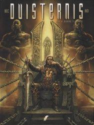 Afbeeldingen van Duisternis #4 - Koning ti harnog (DAEDALUS, harde kaft)