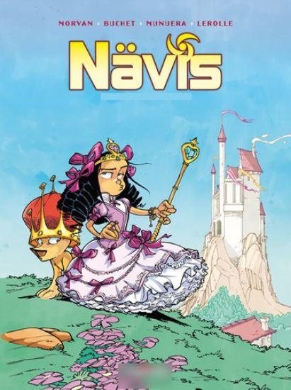 Afbeelding van Konvooi jeugdjaren van navis #5 - Prinses navis (ARBORIS, zachte kaft)