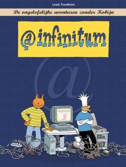 Afbeelding van Kobijn #11 - @infinitum (SILVESTER, harde kaft)