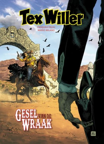 Afbeelding van Tex willer #10 - Gesel van de wraak (HUM, zachte kaft)