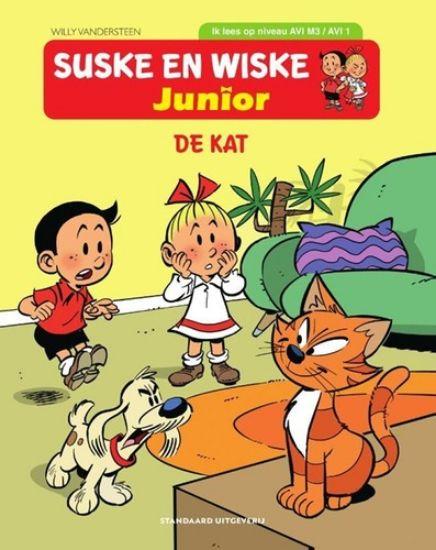 Afbeelding van Suske en wiske junior - Kat (STANDAARD, harde kaft)