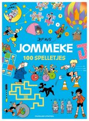 Afbeeldingen van Jommeke - 100 spelletjes (STANDAARD, zachte kaft)