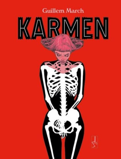 Afbeelding van Karmen (SCRATCH, harde kaft)