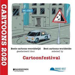 Afbeeldingen van Cartoonfestival knokke-heist - Cartoons 2021