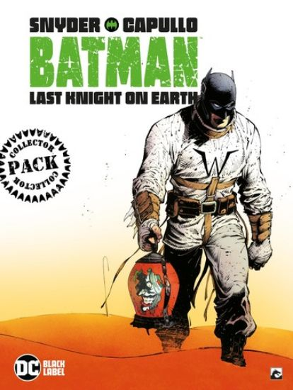 Afbeelding van Batman last knight on earth - Batman last knight on earth collectorspack 1-3 (DARK DRAGON BOOKS, zachte kaft)