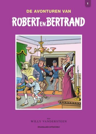Afbeelding van Robert bertrand #1 - Robert en bertrand integraal 1 (STANDAARD, harde kaft)