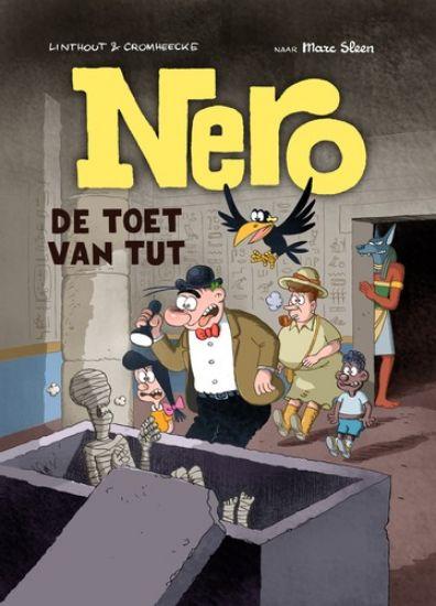 Afbeelding van Nero - De toet van tut (MATSUOKA, harde kaft)