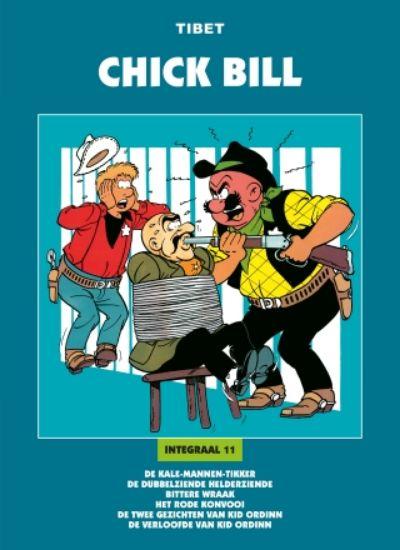 Afbeelding van Chick bill #11 - Chick bill integraal 11 (SAGA, harde kaft)