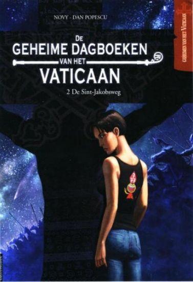 Afbeelding van Geheime dagboeken vaticaan #2 - Sint jakobsweg (SAGA, harde kaft)