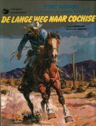 Afbeeldingen van Blueberry #5 - Lange weg naar cochise - Tweedehands