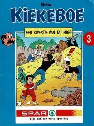 Afbeeldingen van Kiekeboe spar pakket 1-3
