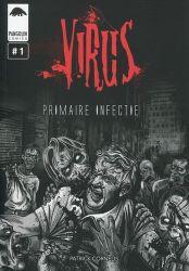 Afbeeldingen van Virus #1 - Primaire infectie (PANGOLIN, zachte kaft)